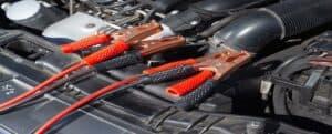 Bad alternator or battery